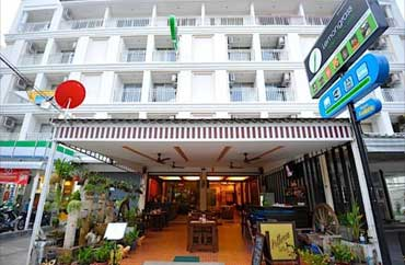 Lemongrass Hotel Overview